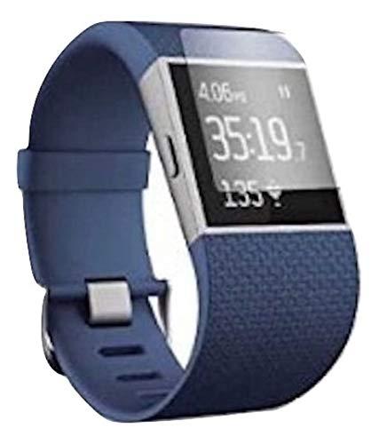 - Protector de pantalla invisible para monitor de actividad Fitbit Surge, protección...