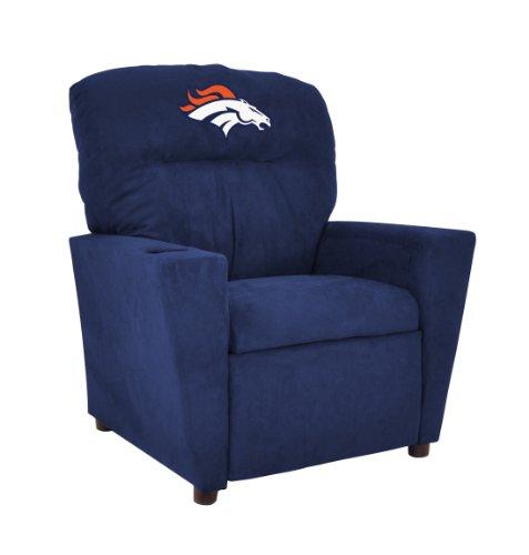 Hot Sale NFL Denver Broncos Kid's Microfiber Recliner