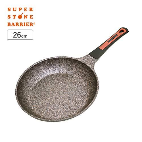 スーパーストーンバリアフライパン(26cm)