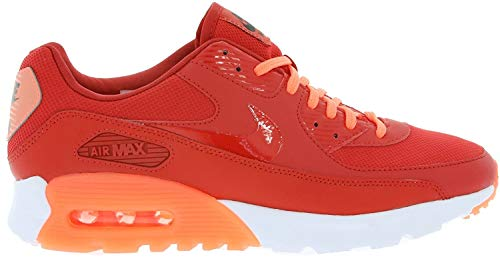 Nike Damen W Air Max 90 Ultra Essential Fitnessschuhe, rot (Unvrsty Rd/Unvrsty Rd-Brght Mn), 43 EU