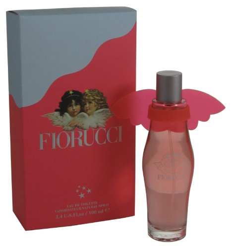 Fiorucci De mujer con correa Fiorucci para las mujeres pues les De Jacqueline Milton agua De perfume placa para puerta 3,4 Oz/100 Ml