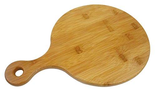 キャプテンスタッグ(CAPTAIN STAG) 竹製食器 TAKE-WARE 丸型 カッティングボード 36cm UP-2539