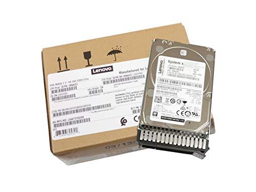 Lenovo System x3550 M2 Original Server Festplatte HDD 900GB (2,5 Zoll / 6,4 cm) SAS III (12 Gb/s) EP 10K inkl. Hot-Plug