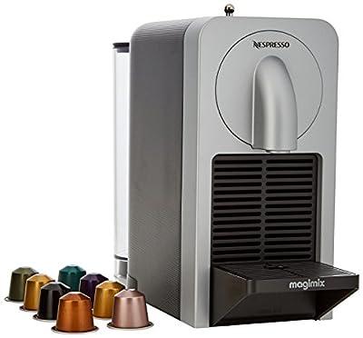 Nespresso Prodigio Coffee Maker, Silver by Magimix