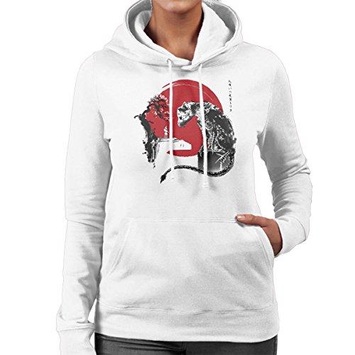 Cloud City 7 The Guardian Inspired by The Last Guardian Women's Hooded Sweatshirt