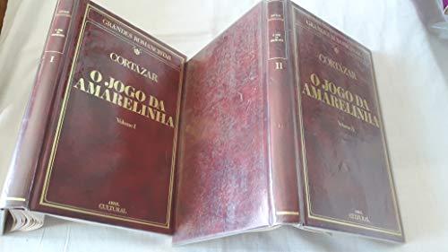 O Jogo da Amarelinha Vols. 1 e 2 - Julio Cortázar