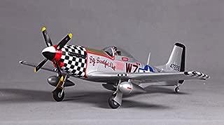FMS P-51D V2 Big Beautiful Doll PNP, 800mm, FMM016PBBD