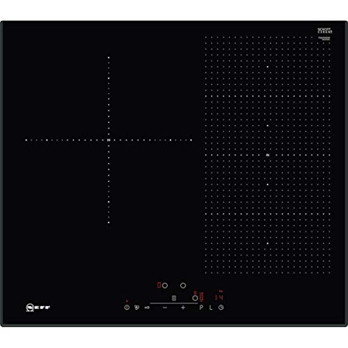 Plaque induction Neff T56UD30X0 - Plaque de cuisson 3 foyers / 4 boosters