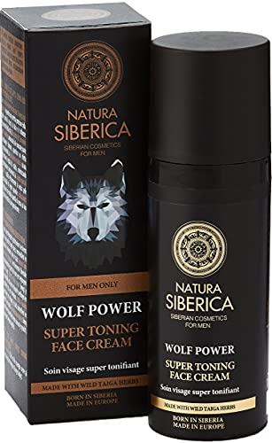 Natura Siberica El Poder del Lobo Crema Facial Súper Tonificante - 50 ml