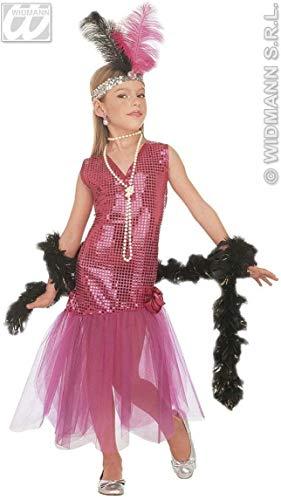 Widmann - Déguisement glamour fille 4/5 ans