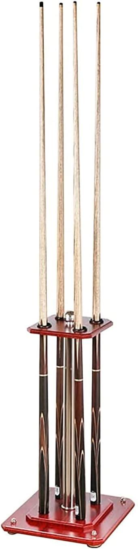LCBOOST0916 Billiard Cue Max Phoenix Mall 59% OFF Storage Rack Wooden Holder Pool M Stick
