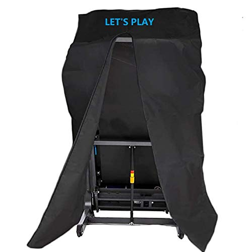 LET'S PLAY ® LP-614 Water Resistance Oxford Fabric Treadmill Cover for All Home Use Treadmill