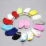 5pair Mini-socken-fit 43cm Baby-18-zoll-puppenkleidung Zubehör Für Puppen Baby-zufällige Farbe