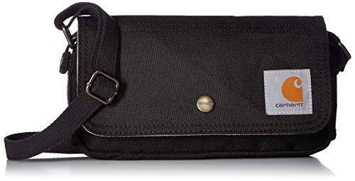 Carhartt Legacy Women s Essentials Crossbody Bag and Waist Pouch, Black