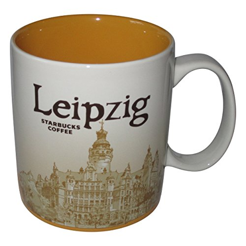 Starbucks City Mug Leipzig