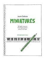 Piano Safari Miniatures