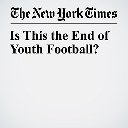 Is This the End of Youth Football? copertina