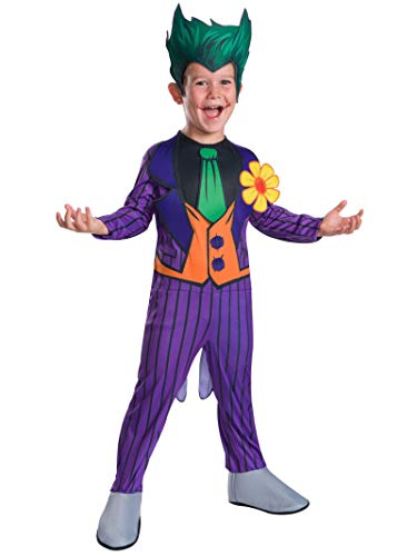 Rubie's Costume DC Comics The Joker Costume, X-Small, Multicolor
