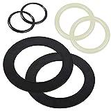 Intex 25006 - Kit di ricambio per rondella e anelli in gomma