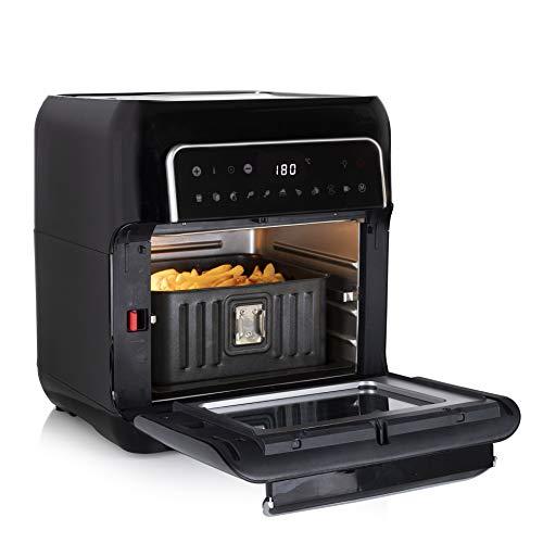 Mini four multifonction Tristar FR-6998 - Friteuse sans huile - Pour 5 personnes - Panneau de contrôle numérique - 10 L - 1 500 W
