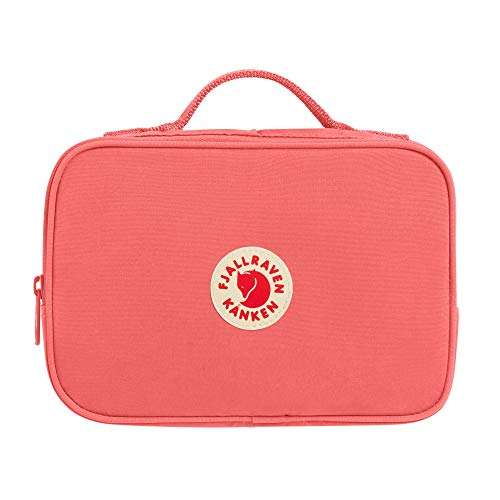 Fjällräven Mixte Adulte Kanken Toiletry Bag Sac Porte Main Rose (Peach Pink)