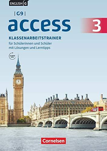 Access - G9 - Ausgabe 2019 - Band 3: 7. Schuljahr: Klassenarbeitstrainer mit Audios und Lösungen online