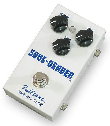 FullTone SoulBender-distorsión, diseño de guitarra