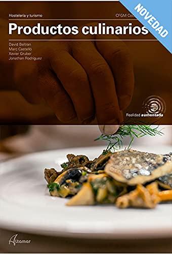 Productos culinarios. Nueva edición (CFGM COCINA Y GASTRONOMIA)
