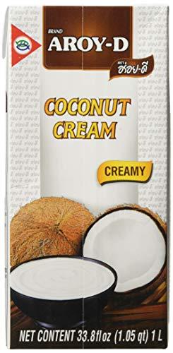 AROY-D Crema de Coco (UHT) 21% degrasa 12x1 Ltr