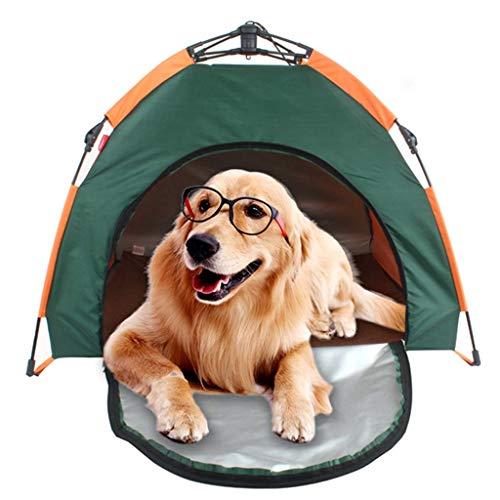 Casa Cama para Gatos Cama Portátil para Mascotas, Refugio Impermeable Y Duradero para Pequeños Animales, Cama Plegable para Perros Al Aire Libre, Casa para Perros Emergente, Suministros para Mascotas
