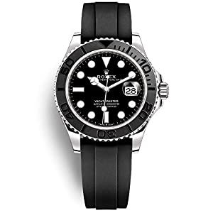 Fashion Shopping Rolex Yacht-Master 42 White Gold/Oysterflex Bracelet/ 226659-0002