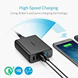 Anker PowerPort Speed 5, 63W 5 Port USB Ladegert, Netzteile mit Quick Charge 3.0 & Power IQ fr...