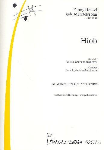 Hiob : für Soli, Chor Orchester
