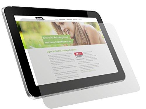 dipos I 2X Schutzfolie matt kompatibel mit Medion LifeTab S10366 Folie Bildschirmschutzfolie