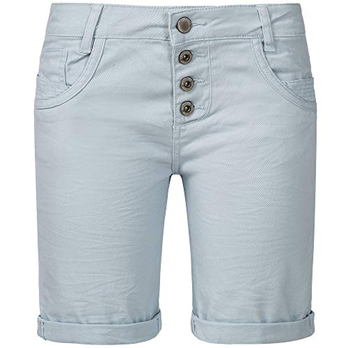 Sublevel Damen Shorts - D6255Z61826ZE_Celestial Blue_L