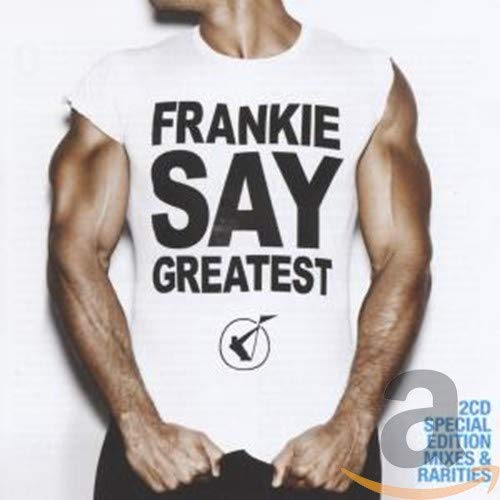Frankie Say Greatest Music CD - Best Hits by Frankie Goes To Hollywood