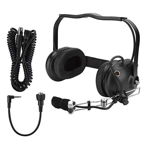 Headset, Hoofdtelefoon met ruisonderdrukking, Hoofdtelefoon met zweefvliegtuig, Instelling Luidspreker met ruisonderdrukking, Hoofdtelefoon van hoge kwaliteit(Y hoofd)