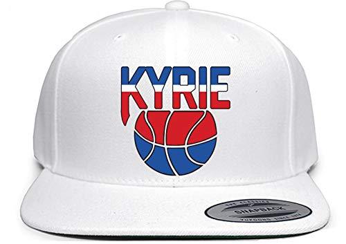 Shedd Shirts White Snapback Brooklyn Irving New Jersey Logo Hat