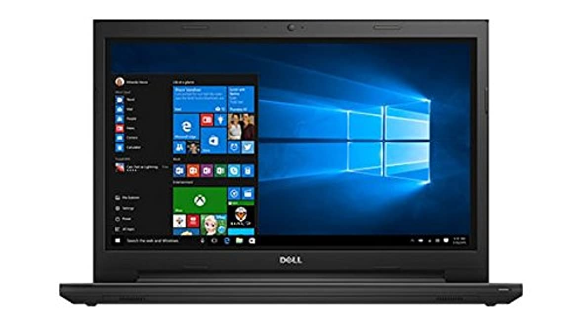 既に小切手プラカード2016 Newest Dell Inspiron 15 Premium High Performance Touchscreen Laptop ( Intel i3-5005U 2.0 GHz, 4GB Memory, 1TB HDD, DVD RW, WiFi, Webcam, Bluetooth, HDMI, Windows 10 ) - Black by Dell