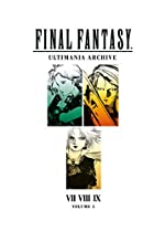 Final Fantasy Ultimania Archive Volume 2 de Square Enix