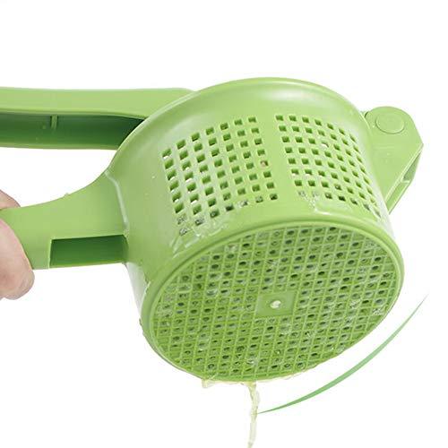 Zentrifugal-Entsafter Küchenhand-Füllpresse Auswringen Von Gemüse- Und Obstfüllung Extraktor Multifunktions-Quetschgemüse Wasser Gerade Reihe Gerät