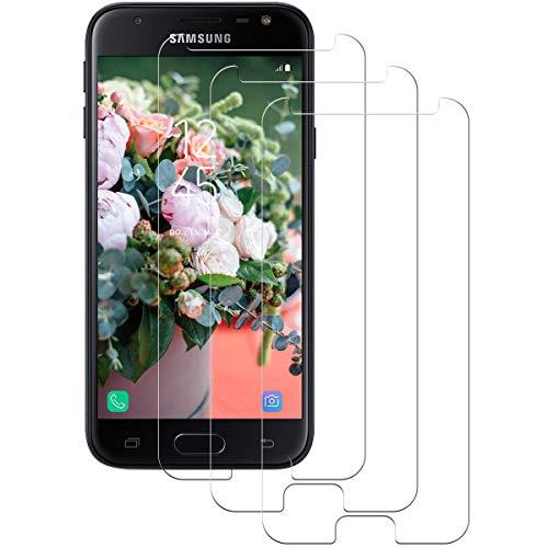 pas cher un bon Verre Trempé Miufuro pour Samsung Galaxy J3 2017, [3 pièces] Film anti-rayures, dureté 9H…