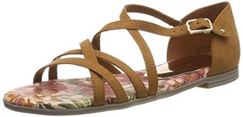 Tamaris Dames 1-1-28179-32 Romeinse sandalen