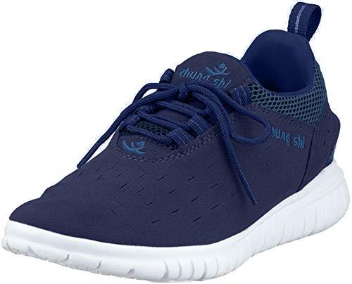 Chung Shi Duflex Trainer Unisex-Erwachsene Sneaker, Blau (Navy 8800090), 43 EU