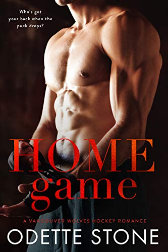 Home Game (A Vancouver Wolves Hockey Romance Book 2) (English Edition)