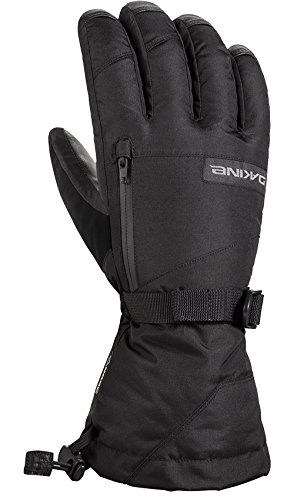Dakine Leather Titan Gore-Tex Glove XL Snow Global, black