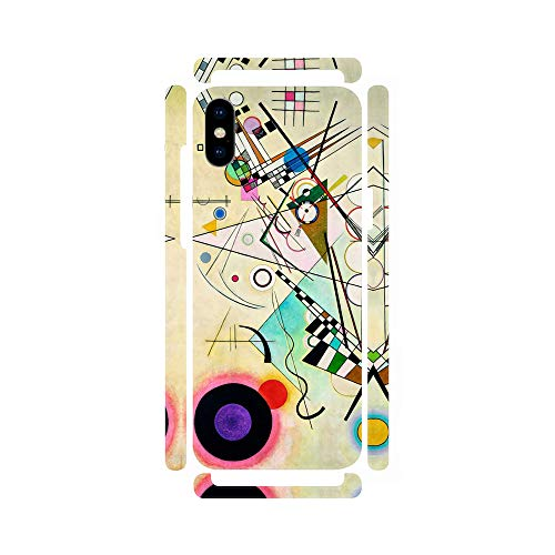 DìMò ART Cover Case Custodia Apple Modello iPhone 7 8 Kandinsky Wassily Composition VIII (Detail)