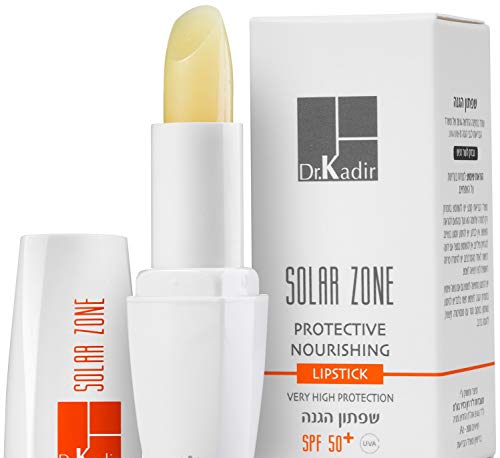 Dr. Kadir Solar Zone Protective Nourishing Lipstick SPF 50 4.5ml