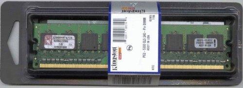 Kingston ValueRAM 2GB DDR2SDRAM módulo de Memoria–KVR667D2N5/2G