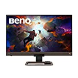BenQ EW3280U 32-Inch 4K Monitor UHD HDR IPS Entertainment Monitor with HDRi, USB-C and HDMI connectivity, Eye Care, Built-in Speakers
